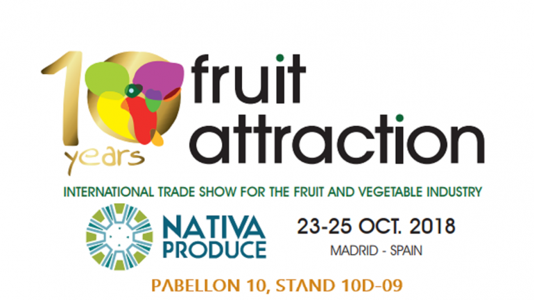 Nativa in fruit attraction 2018