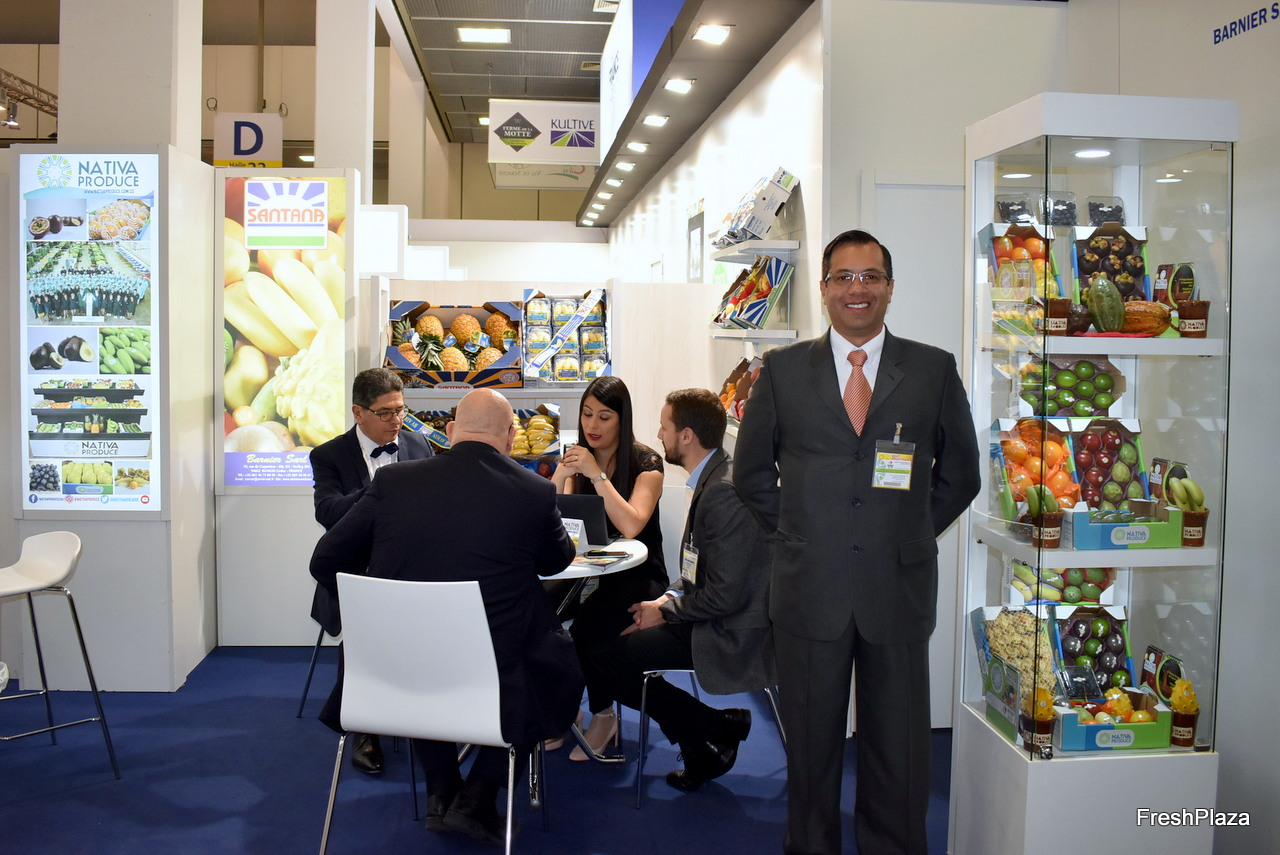 Nativa Produce asiste a diferrentes ferias internacionales