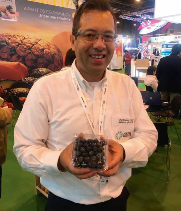 FRUIT ATTRACTION 2018 - NATIVA PRODUCE SAS